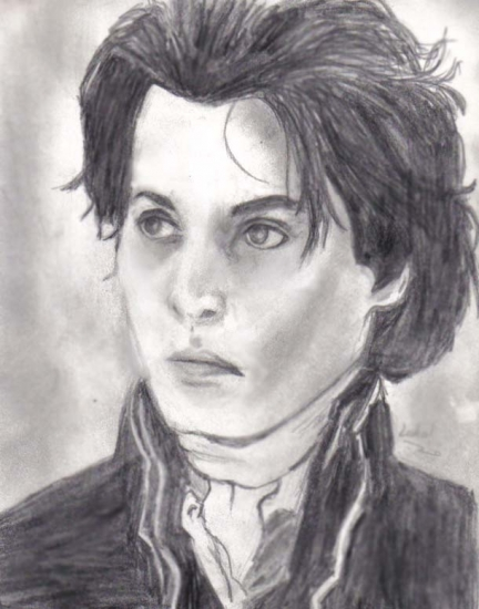 Johnny Depp by loka_rasmus